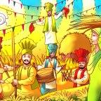 भारत महान संस्कृति की थाति