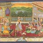 भारतीय चित्रकला व विभिन्न कलाओ का समावेश