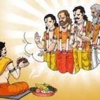रोचक कहानी ( पितर तर्पण ) पिण्डदान का महत्व