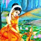 अभिज्ञान शाकुंतलम (शकुंतला की कहानी एक सच्ची प्रेम                                                                                                                                                       गाथा )