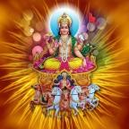 नव-ग्रह  के राजा सूर्य देव  (ग्रह ) का संक्षिप्त  वर्णन
