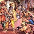 पांडव पत्नि द्रोपदी की महानता का चिरत्र चित्र